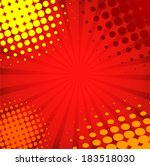 vector background  | Shutterstock .eps vector #183518030