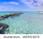Summertime  Baia Verde Beach In ...