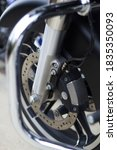 Front Brake System  And...
