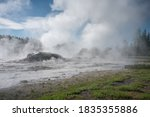 Hydrothermal Areas Of Upper...