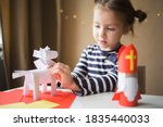 Paper Craft For Kids. Diy Toy...