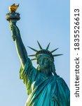 The Statue Of Liberty  A Copper ...