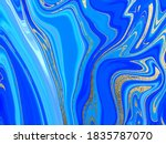 blue marble abstract background ... | Shutterstock .eps vector #1835787070