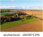 Caister Castle  Drone Photo 2020