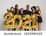 New 2021 Year Is Coming Group...