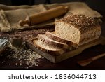 Rustic Grain Bread With Oats ...