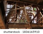 Group Of Various Size Wooden...