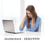 home  technology and internet... | Shutterstock . vector #183619454