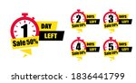 limited offer tag set. special... | Shutterstock .eps vector #1836441799