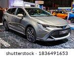 Toyota Corolla Trek Hybrid Car...