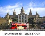 barcelona  spain   march 10 ... | Shutterstock . vector #183657734