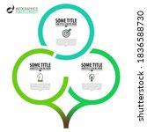infographic design template.... | Shutterstock .eps vector #1836588730