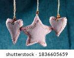 Three Stars Of Fabric...