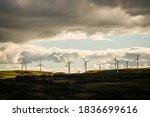 Wind Farm In Rhondda Cynon Taff ...