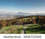 A Landscape View Of Lucerne...