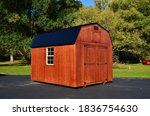 American Style Wooded Shed ...
