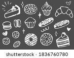 vector set with different... | Shutterstock .eps vector #1836760780
