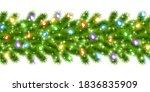 Christmas Fir Tree Winter...