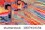 the colors in the series ...   Shutterstock . vector #1837414156