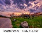 Gettysburg  Pennsylvania  Usa   ...