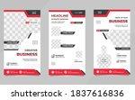 live webinar social media... | Shutterstock .eps vector #1837616836