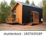 Barnhouse Style House. House In ...