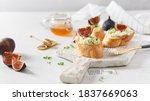 Fig  Cream Cheese And Honey...