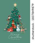 Christmas Tree Decorating...