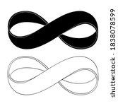 vector monochrome icon with m...   Shutterstock .eps vector #1838078599