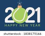 2021 happy new year vector...   Shutterstock .eps vector #1838175166