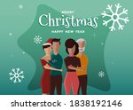 illustration group of young and ...   Shutterstock .eps vector #1838192146