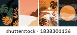 collection of contemporary... | Shutterstock .eps vector #1838301136