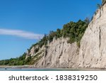Bluffs And Falling Rocks At The ...