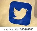 february 15  2014   berlin  the ... | Shutterstock . vector #183848900