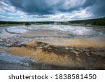 Hydrothermal Area Of Great...