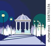 vector background with... | Shutterstock .eps vector #1838701156