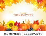Thanksgiving Day Background...