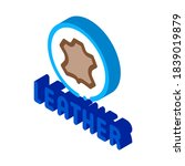 genuine leather label icon... | Shutterstock .eps vector #1839019879