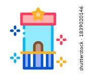 attraction control point icon... | Shutterstock .eps vector #1839020146