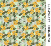 light background seamless... | Shutterstock . vector #1839024949
