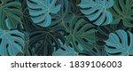 Tropical Leaf Wallpaper  Luxury ...