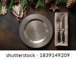 Christmas Rustic Home Table...