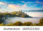 Trevi Picturesque Village In A...
