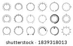 adjustment dial. volume level... | Shutterstock .eps vector #1839318013