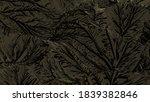 Gold Abstract Background. Dark...