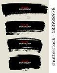 detail marker paint texture | Shutterstock .eps vector #183938978