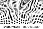 Abstract Optical Illusion Wave. ...