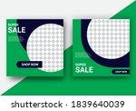 modern social media template... | Shutterstock .eps vector #1839640039
