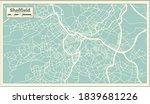 sheffield great britain  united ... | Shutterstock .eps vector #1839681226