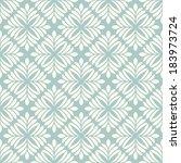 vector seamless pattern. modern ... | Shutterstock .eps vector #183973724